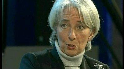 Lagarde réclame un action concertée des Européens
