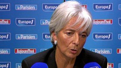 Lagarde veut un soutien européen au secteur automobile