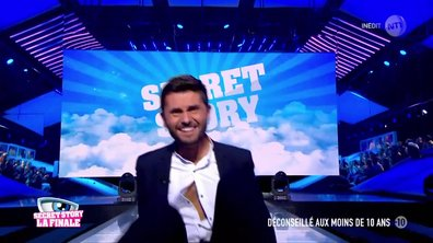 Secret Story 11 : Christophe Beaugrand chute en plein direct