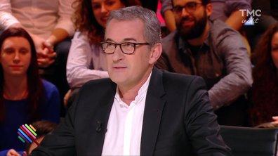 """Christophe Dechavanne : """"une candidate m'a défoncé l'oreille"""" (The Wall)"""