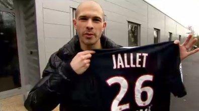 Grand jeu Telefoot : Découvrez le vainqueur du maillot de Christophe Jallet !