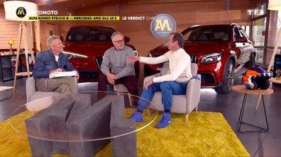 Alfa Romeo Stelvio vs Mercedes GLC : Les chronos