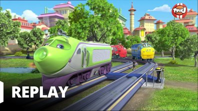 Chuggington - A la douche Wilson !