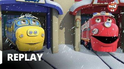 Chuggington - Bloqués dans la neige