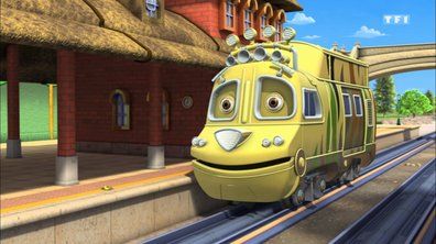 Harry, guide touristique - Chuggington