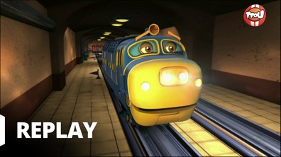 Chuggington - La course des locos