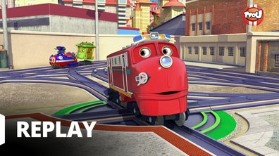 Chuggington - La patrouille de secours junior