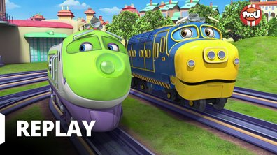 Chuggington - Le Prince de Chuggington