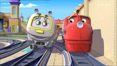 Les yeux sur les rails, Wilson ! - Chuggington