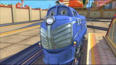 Harry reprend l'entraînement - Chuggington