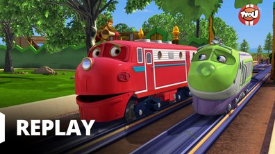Chuggington - Safari Park en folie