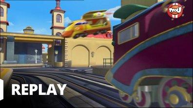 Chuggington - Super loco, incognito