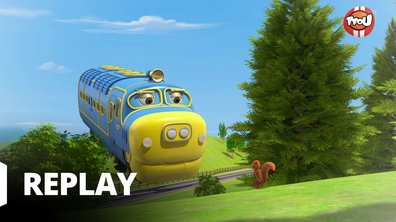 Chuggington - Un cadeau en or
