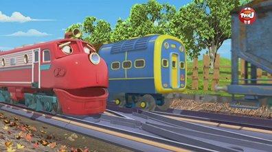 Comme un train neuf - Chuggington