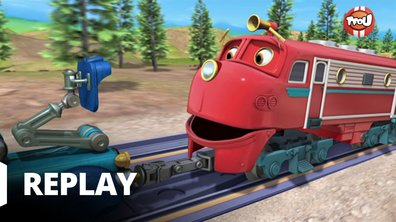 Chuggington - Wilson et le wagon-photo
