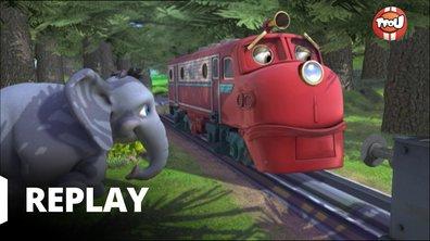 Chuggington - Wilson et l'éléphant