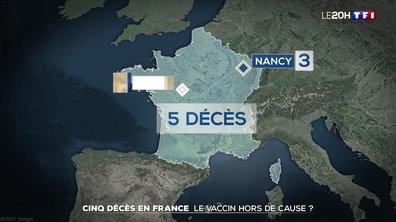 Cinq décès post-vaccination en France : faut-il s'inquiéter ?