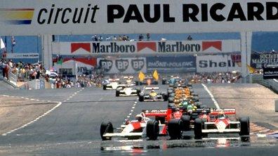F1 : le GP de France de retour en 2013 au Castellet ?