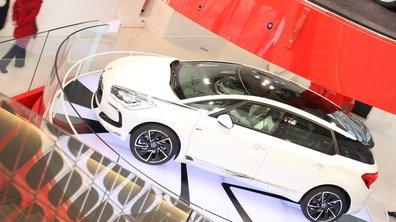 """Citroën : l'exposition """"Divines DS"""" aux Champs-Elysées"""