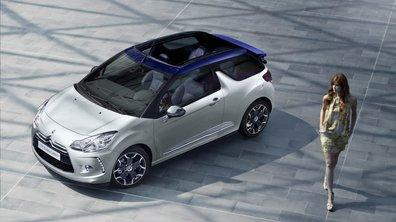 Citroën DS3 Cabrio : Vidéo, photos et infos officielles