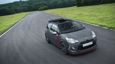 Citroën DS3 Cabrio Racing : une édition limitée confirmée pour 2014