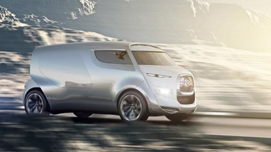 Salon de Francfort 2011 : Citroën Tubik Concept, premières photos