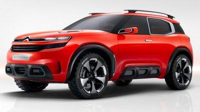De nouveaux crossovers et véhicules électriques dans la gamme Citroën