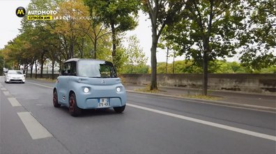 Citroën Ami : la 2 CV d'aujourd'hui ?