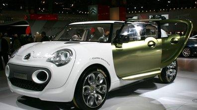 Citroën C-Cactus commercialisée ?