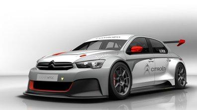 WTCC 2014 : Citroën C-Elysée, la nouvelle bête de Loeb