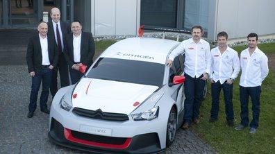 WTCC 2014 : José Maria Lopez troisième pilote officiel chez Citroën