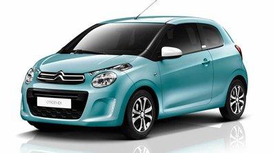 Citroën C1 : nouvelle couleur et nouveaux équipements
