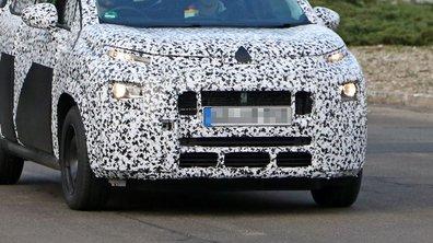 Scoop : le futur Citroën C3 Picasso 2016 affiche ses formes de Cactus