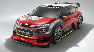 Mondial de l'Auto 2016 : Citroën C3 WRC, le retour au championnat de rallye