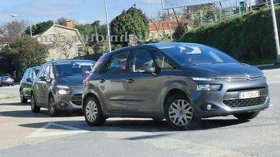 Salon de Genève 2013 : voici le nouveau Citroën C4 Picasso