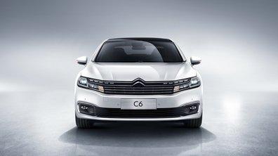 Salon de Pékin 2016: la Citroën C6 se dévoile enfin !