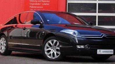 Insolite : il met en vente une Citroën C6 pour un prix de 149.900 euros