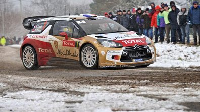 WRC - Monte-Carlo 2013 : Loeb leader incontesté au Jour 1