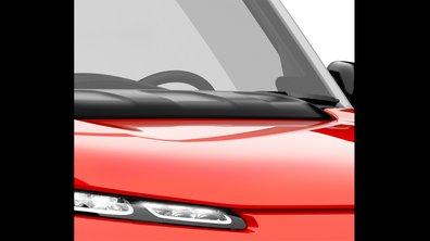 Citroën e-Méhari 2016 : première image du cabriolet électrique