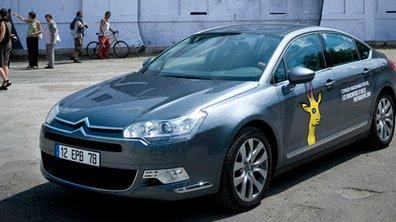 Citroën participe au festival photo d'Arles