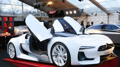 Venez admirer les plus belles voitures du moment