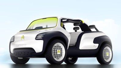 Mondial de l'Auto 2010 : Citroën Lacoste, un concept surprise pour Paris