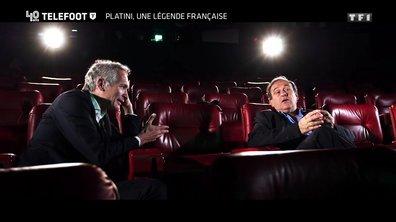 """[EXCLU Téléfoot 17/09] - Platini évoque Téléfoot : """"Quand vous êtes un passionné de football, vous en rêvez"""""""