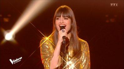 """The Voice All Stars – Clara Luciani chante """"Respire encore"""" (Finale)"""