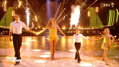 DALS - Clara Morgane, Maxime Dereymez, Mae et Nathan - Jive - Glee (Proud Mary)