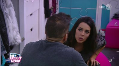 Secret Story 11 : Lilie Delahaie analyse le couple Laura-Alain