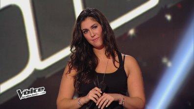 The Voice 3 : Avec son fado très réussi, Claudia Costa a séduit Mika