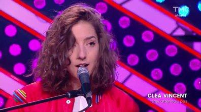 """Cléa Vincent - """"Jmy attendais pas"""" en live dans Quotidien"""