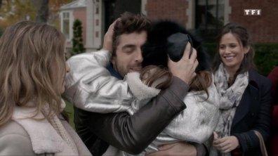 Caro et Xavier quittent la France pour Montréal (S08E10)