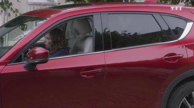 EMOTION - Caroline retrouve le père d'Adrian (épisode S08E03)